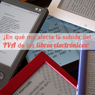IVA de eBooks