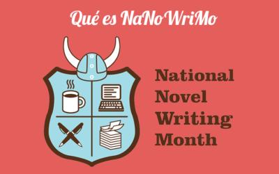 NaNoWriMo 2020: 50.000 palabras en 30 días