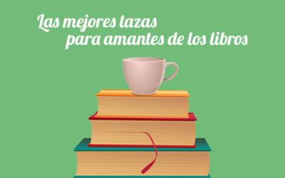 Las mejores tazas para amantes de los libros