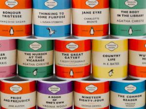 Tazas libros Penguin Books