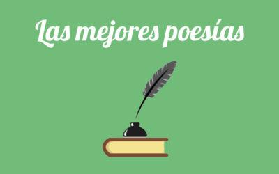 Las mejores poesías para celebrar el Día Mundial de la Poesía